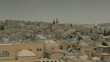 Jerusalem panoramic view of Wailing Wall