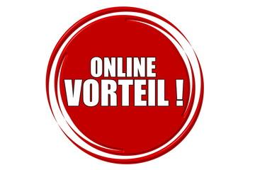 Online Vorteil
