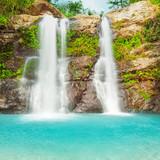 Fototapeta Bali - piękny - Kaskada / Wodospad / Gejzer