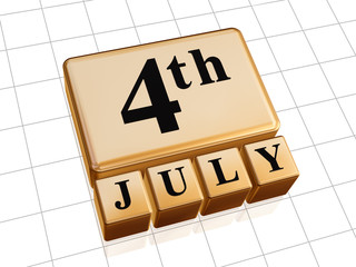 golden fourth of July