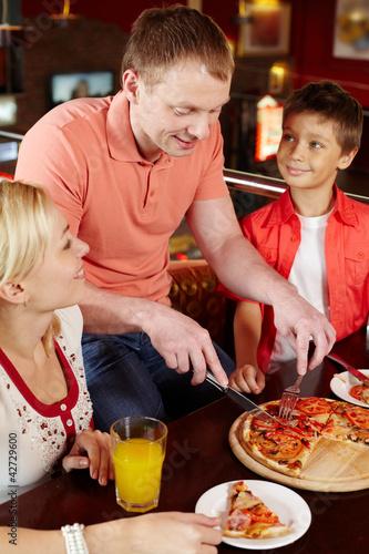 Miłośnicy pizzy