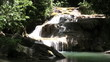 Erawan Waterfall In Thailand-Slow Motion