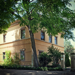 House Of Franz Liszt In Weimar