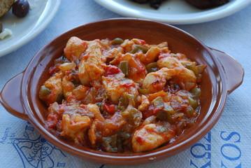 Griechische Küche - Bekri Meze