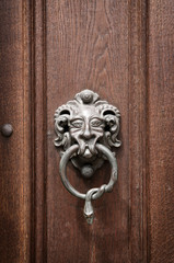 Fearsome Door Knocker