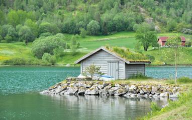 Fjordhütte