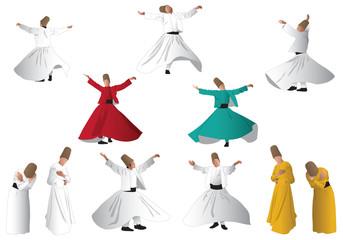 Sufi figürleri