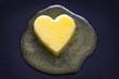 butter heart melting - 42734234