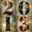 2013 chiffres vintage