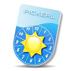 pickerl - sonnenenergie