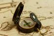 Kompass & Schatzsuche