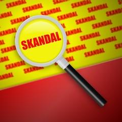 lupe v2 skandal! I