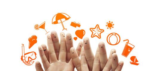 fingers dream travel
