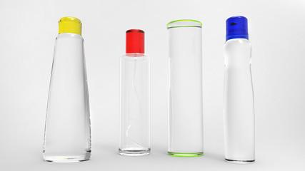 Glass Bottles 2