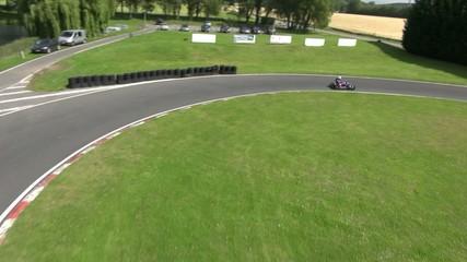 Karting prise de vue aérienne.4
