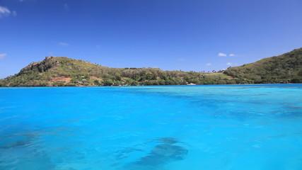 Magnificent Maupiti Lagoon