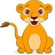 Babby Lion Cartoon