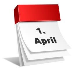 Kalender 1. April