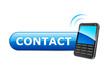 téléphone contact