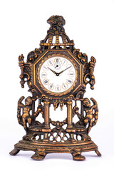Antique clock.