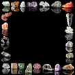 Minerals metals and gemstones