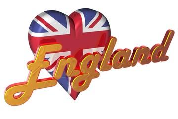 3D Herz - England