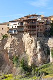 Las Casas Colgadas at Cuenca, Spain