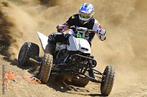 Foto op Plexiglas Motorsport quad power