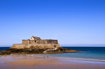 Le Fort National - Saint-Malo, France