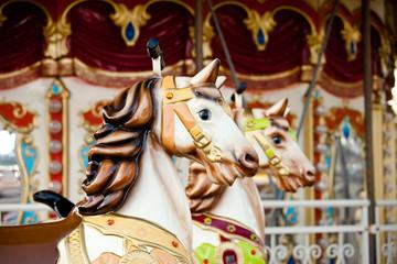 Cavallo giostra