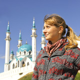 Girl in Kazan