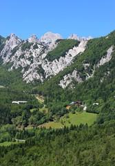 alpine pass, Ljubelj, Slovenia