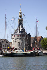 harbour of hoorn