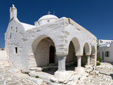 Typical church in Greece