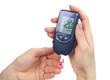 Glucometer measure a glucose blood level