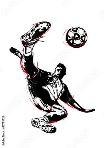 soccer player © Martin Cintula