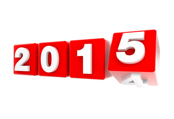 2015 New Year Nuevo Año
