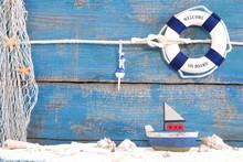 Bienvenue à bord - Maritimes Hintergrund