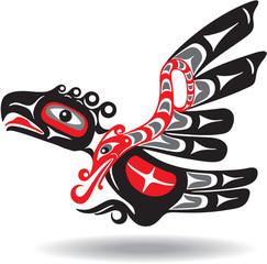 Thunderbird - Native American Style