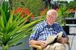 Leben im Seniorenheim Entspannung