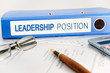 Leadership Position