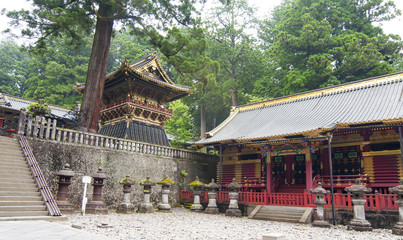 Temple in Nikko