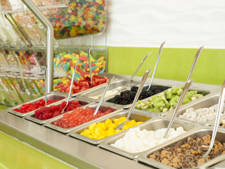 ‎Frozen Yogurt Toppings