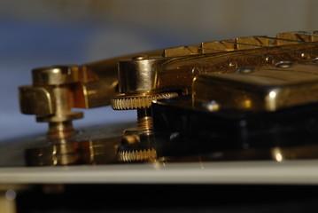 sillet de guitare électrique