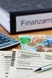 Deutsche Einkommensteuer Erklärung