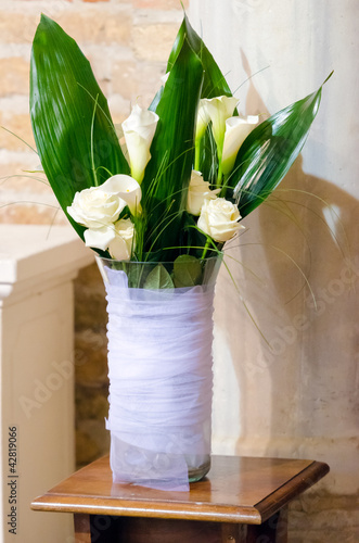 wedding floral decoration