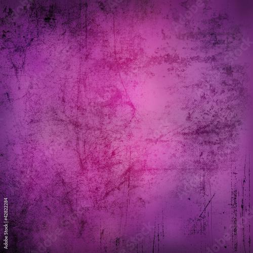 Purple grunge background