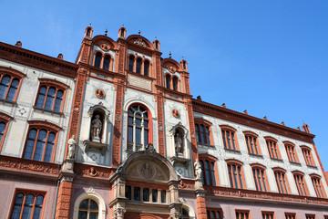Italienische Renaissance in Rostock