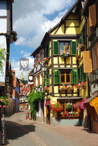Ribeauvillé, Alsace (Fr).