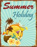 Fototapety Summer Holiday